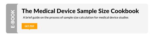 E-book sample size